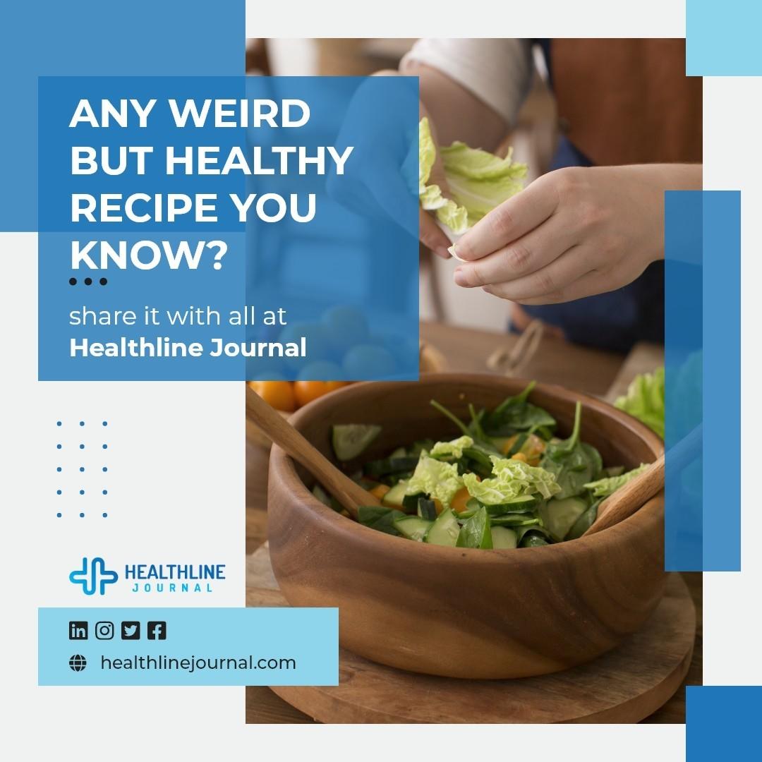 HEALTHY RECEPIE
