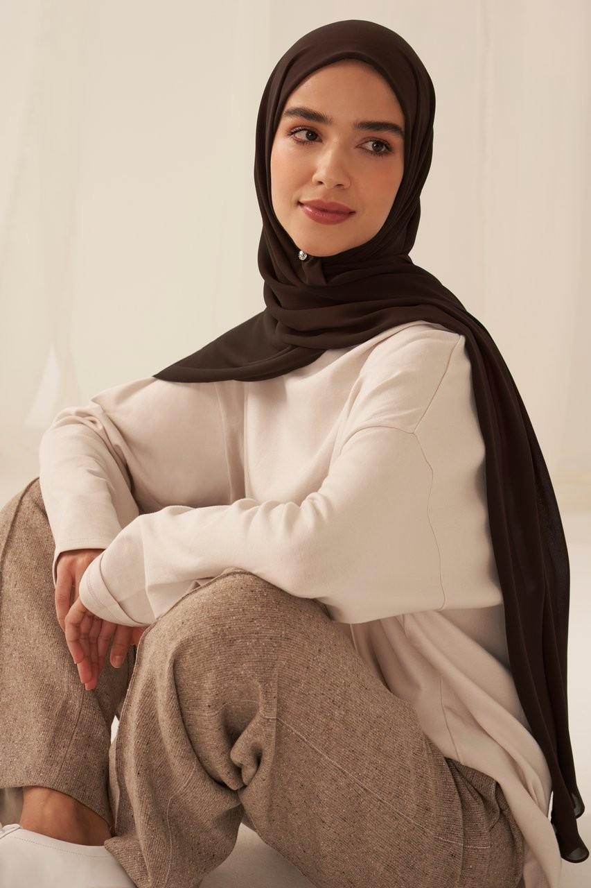 Everyday Chiffon Hijab