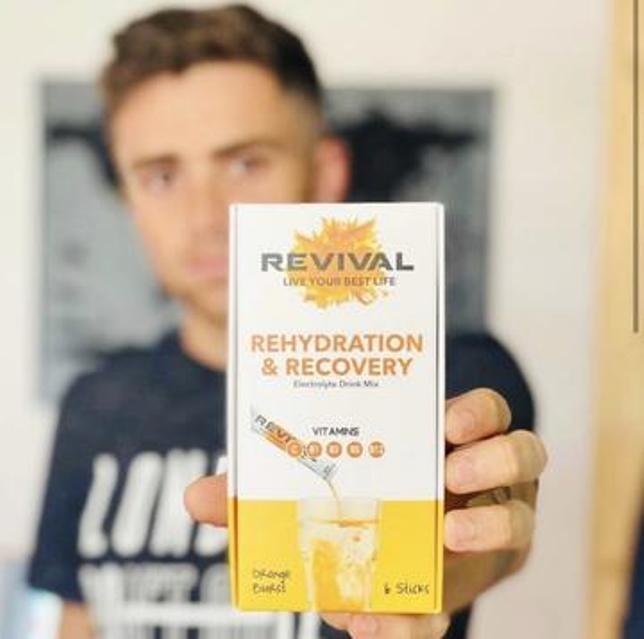 rehydration drinks