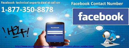 Call At Facebook Contact Number 1-877-850-8878 To Know The Login Issues