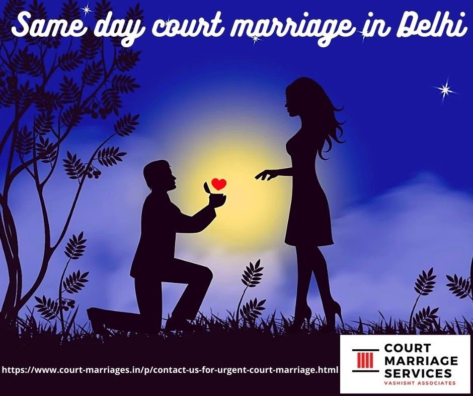Best way to save your time and Money to Select Lawyer for Court Marriage