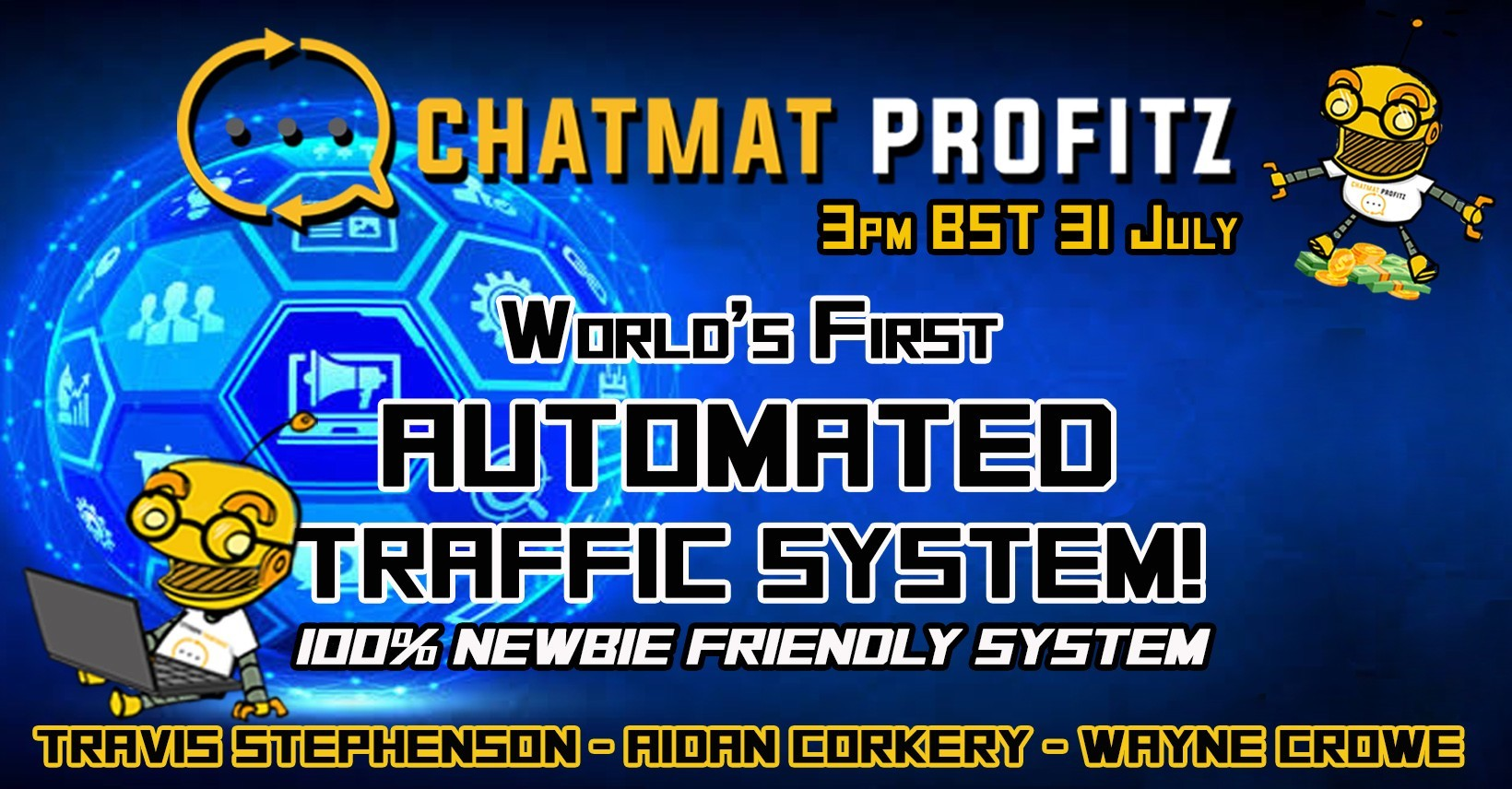 COMPLETE AUTOMATED SYSTEM