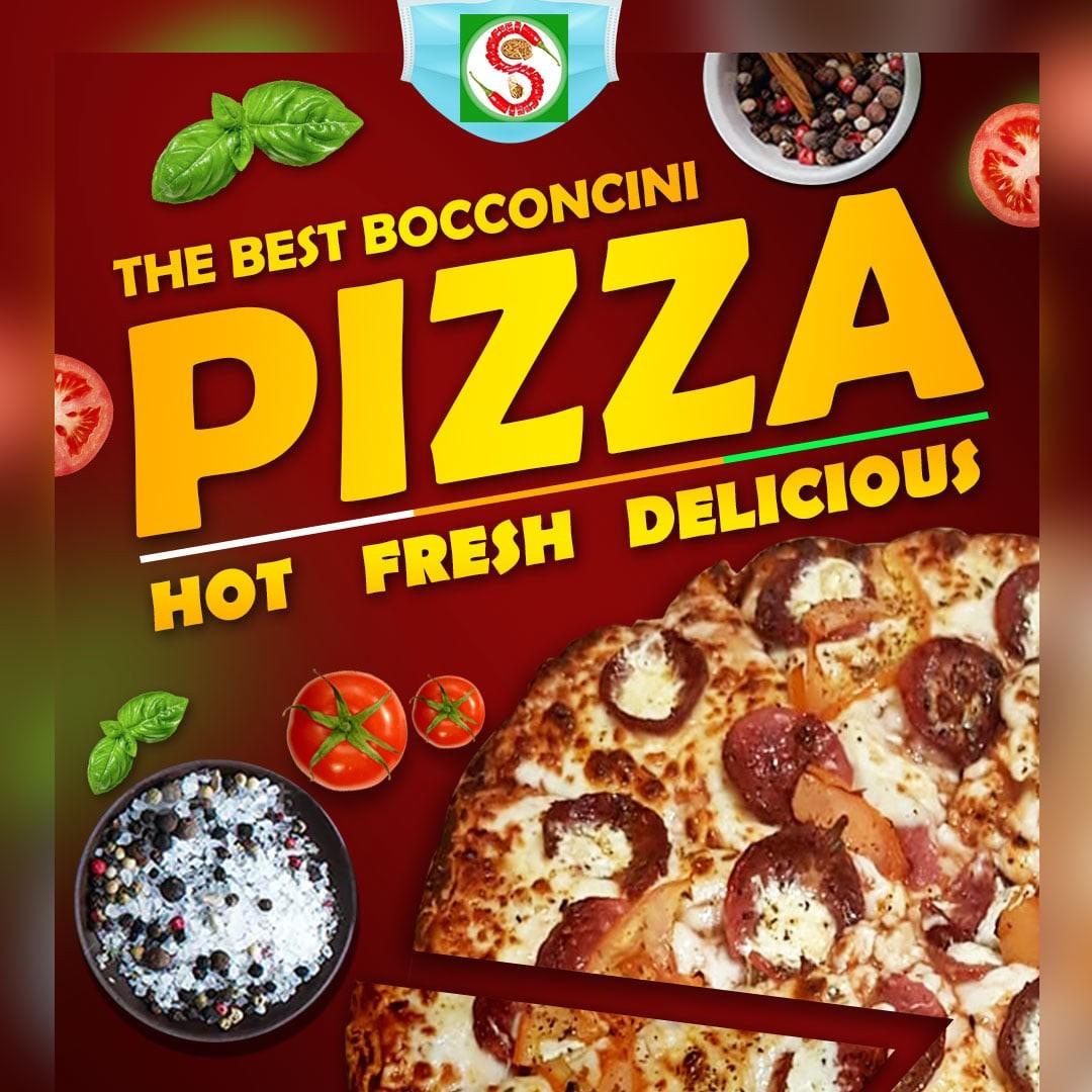 Best Pizza restaurant in Epping