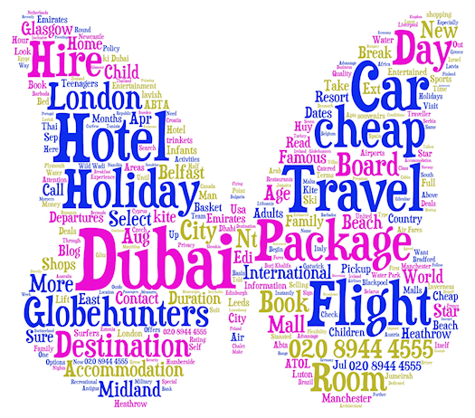 cheap Dubai Flights with Globehunters