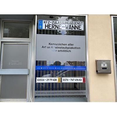 KFZ Zulassungsdienst Herne-Wanne