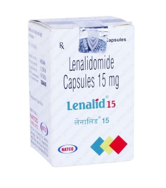 Lenalid 15 mg Online Generic Lenalidomide