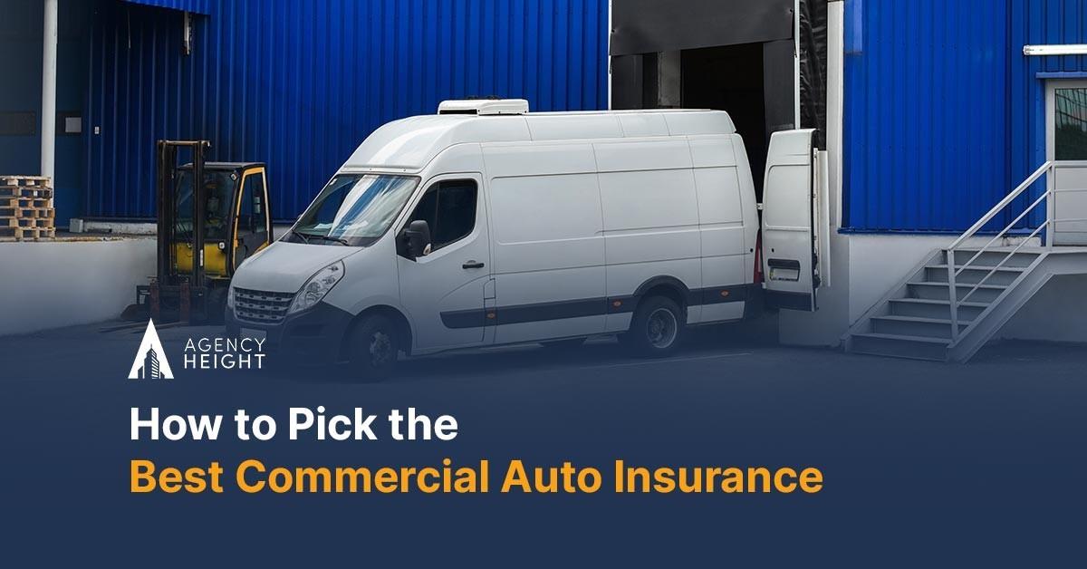 Best Commercial Auto Insurance