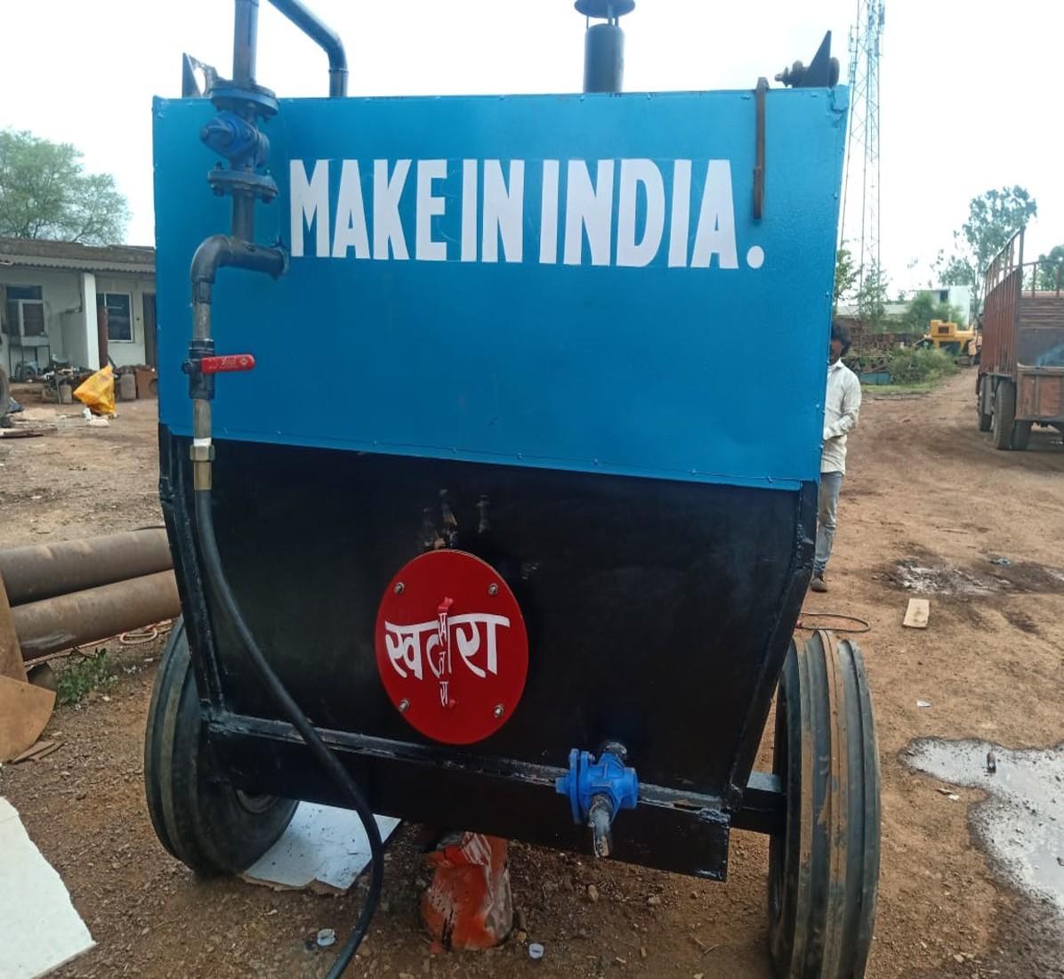 Bitumen Tank Manufacturer In India