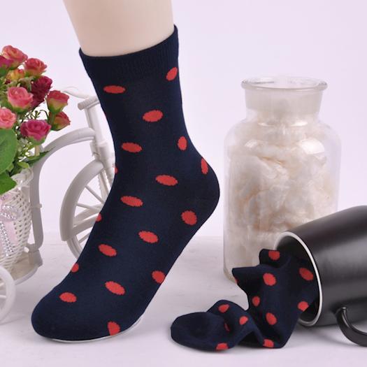 Wool Fiber Socks