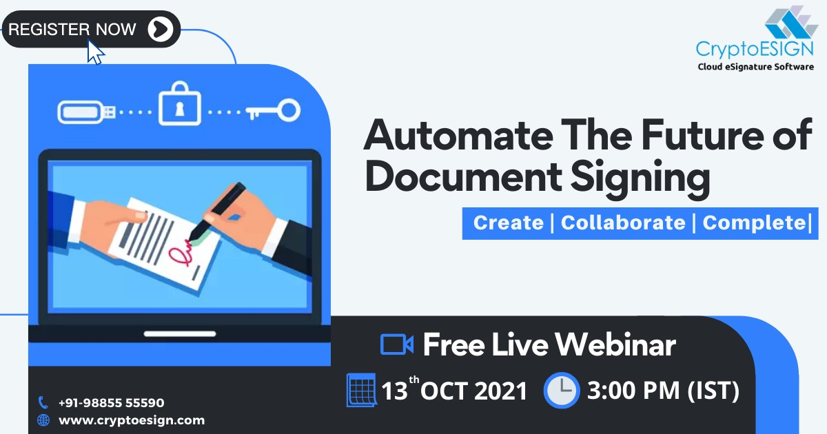Free e-signature webinar