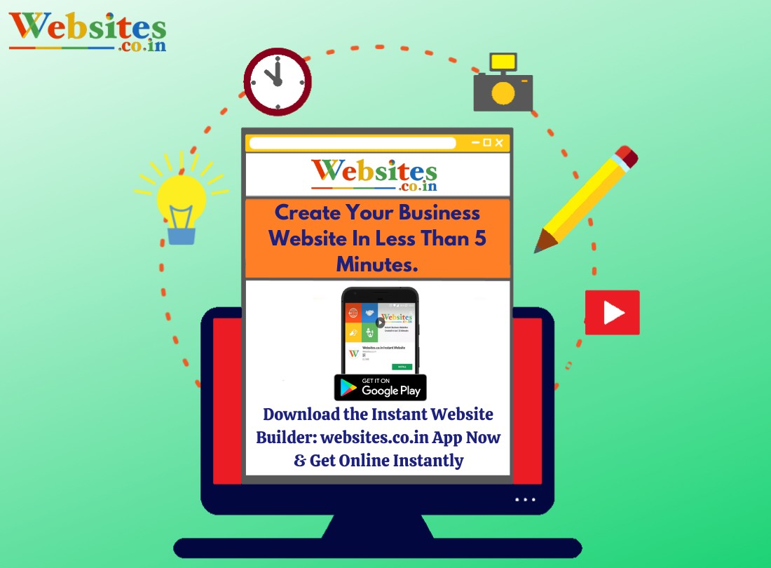 Create Your Business Website In Less Than 5 Minutes