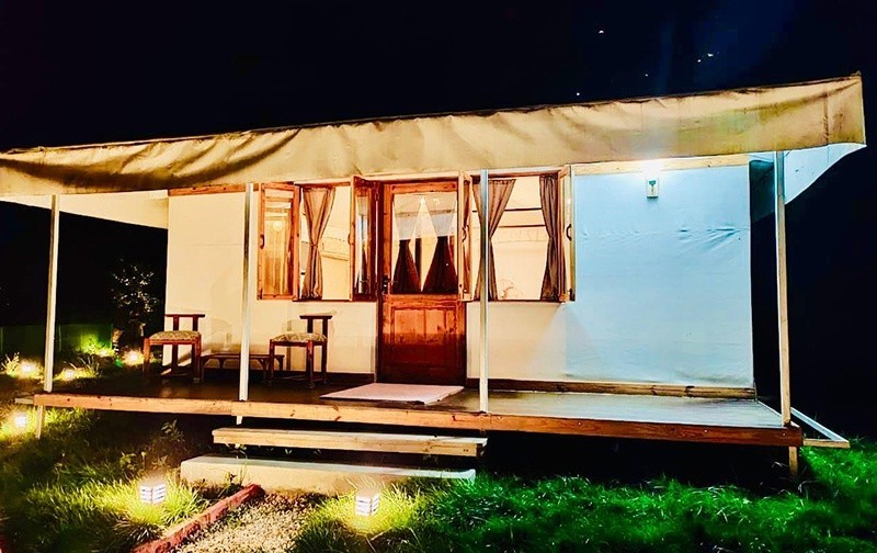 Best Luxury Tented Camps in Manali