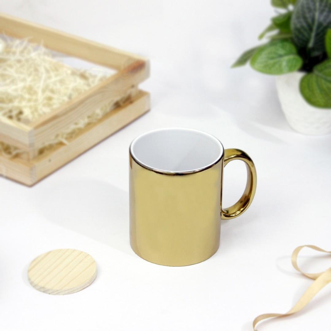 Coffee mug printing design