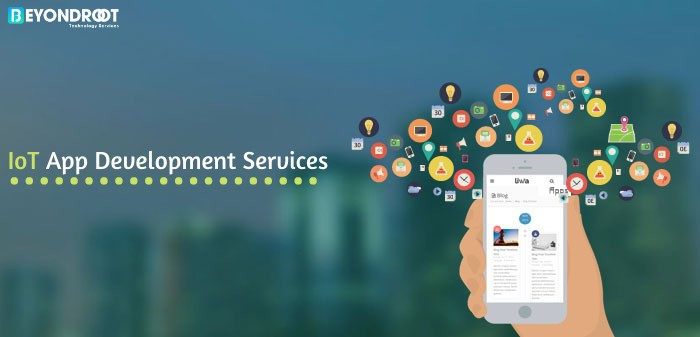 Propel your business with our IoT app development services