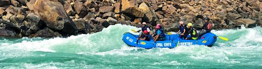 River Rafting Providers in Rishikesh