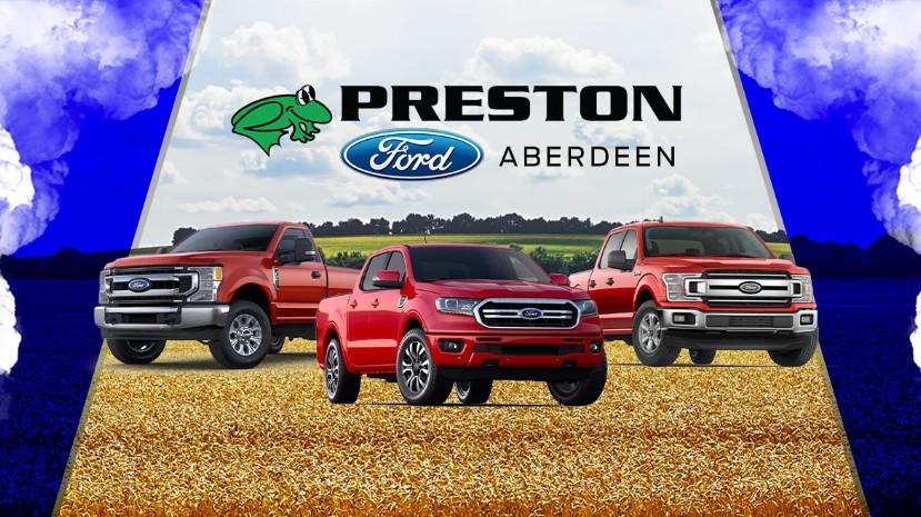Preston Ford of Aberdeen