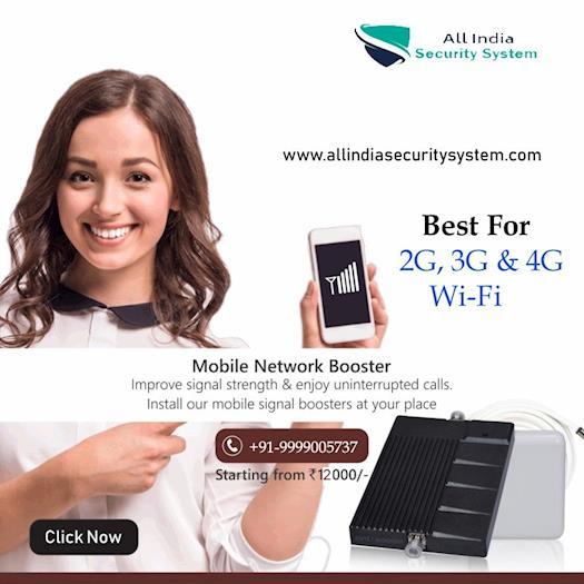 Mobile Signal Booster in delhi