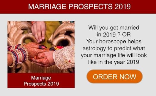 2019 Marriage Prospects