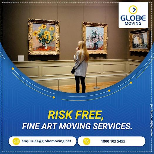 Risk-free, Fine Art Moving Services