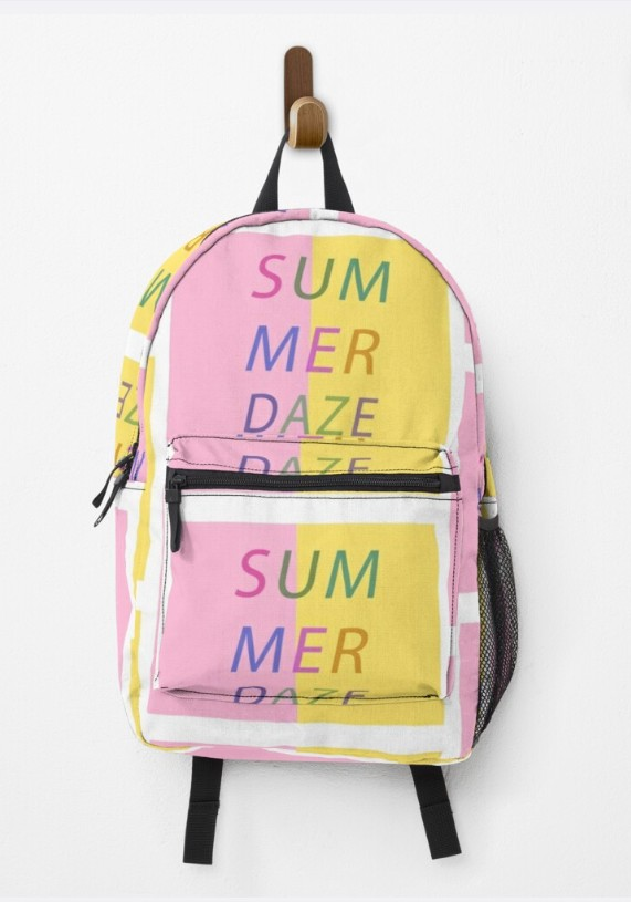 BACKPACK-SUMMER DAZE