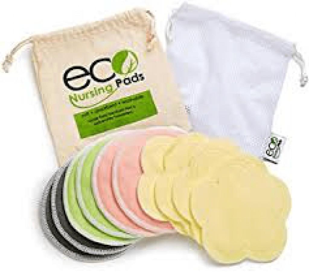 Eco Nursing Pads Washable Reusable Bamboo Nursing Pads