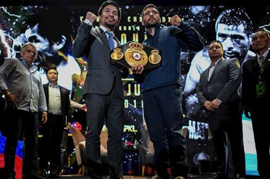 Watch Pacquiao vs Matthysse Live