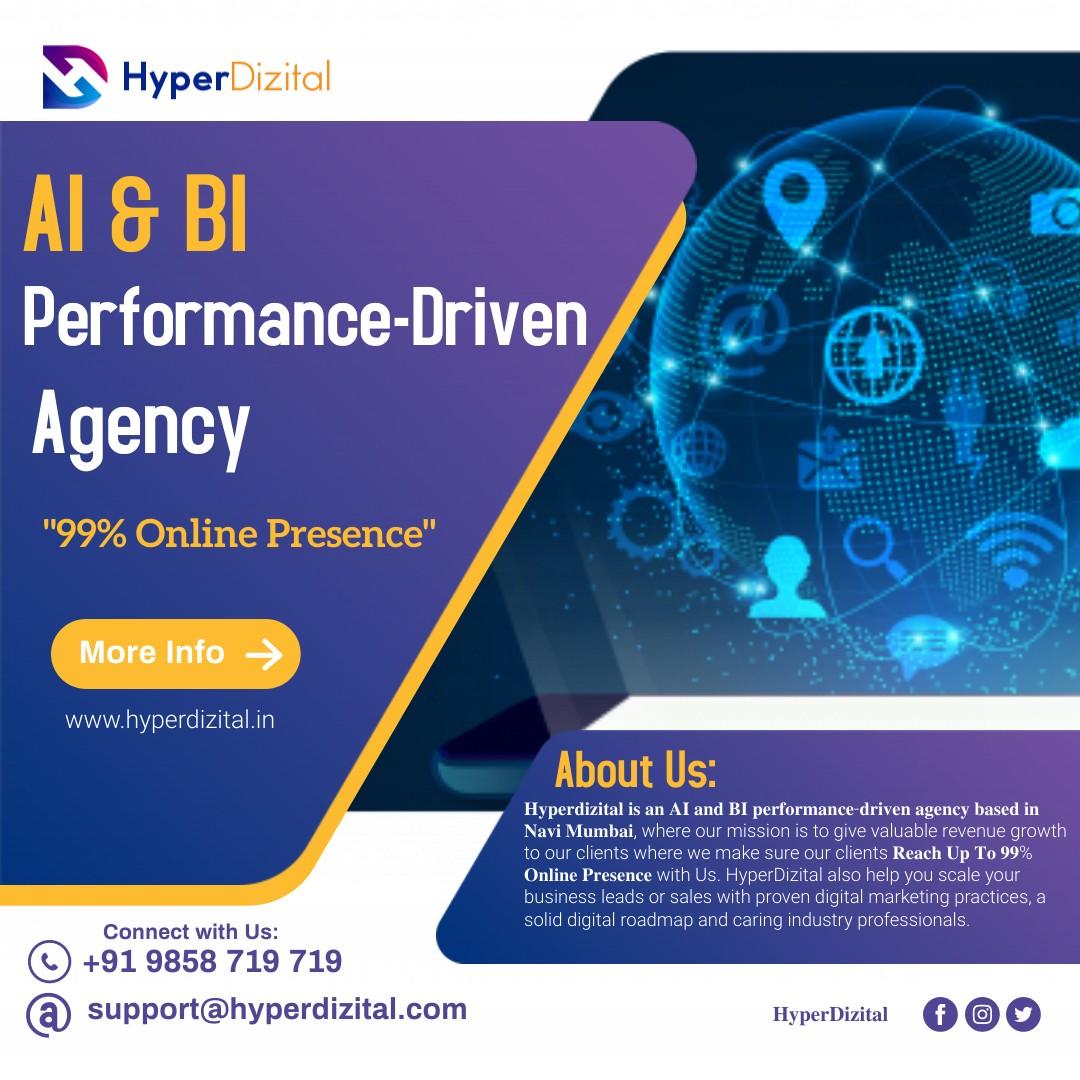 HyperDizital | Ai & Bi Powered marketing
