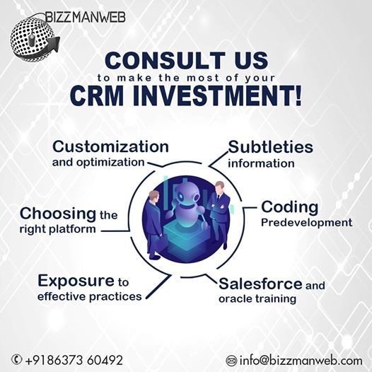 CRM Consultation Services