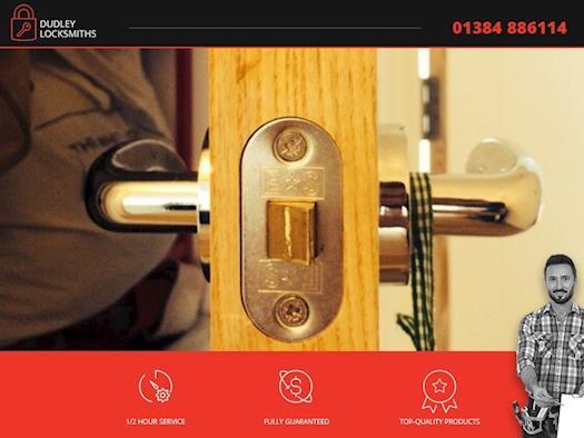 Lock change Dudley