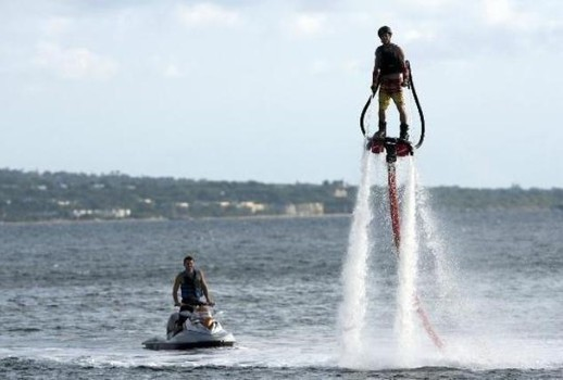 St. Kitts and Nevis Flyboarding