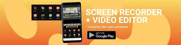 Vidma Best Free Screen Recorder