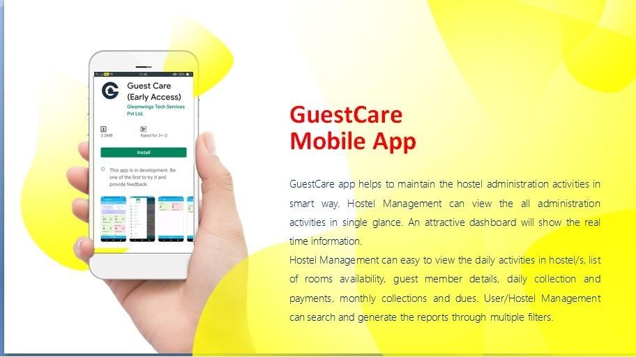 Guestcare Mobile App