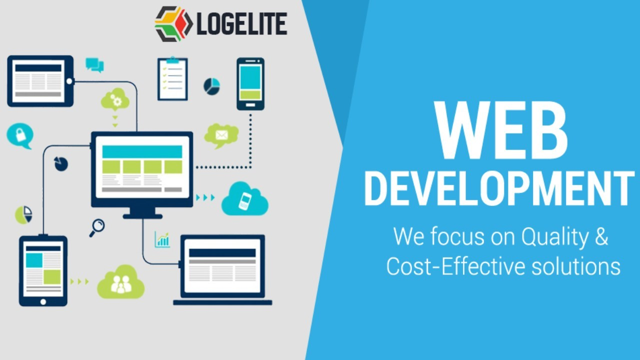 Why Choose Logelite For Web Development Services - Logelite