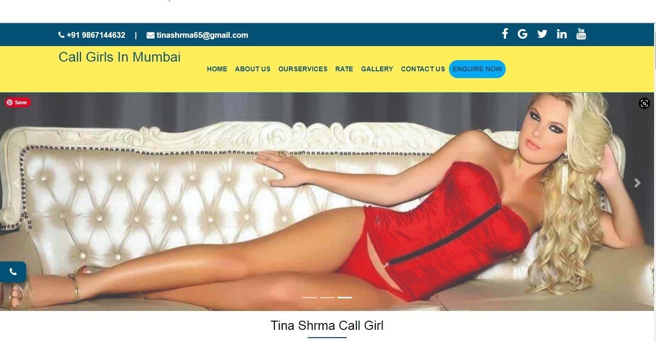 Tina Mumbai Escorts Service