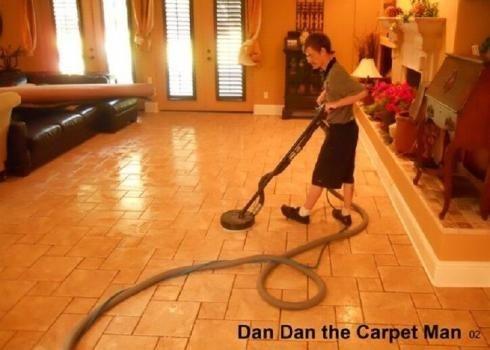 Dan Dan the Carpet Man