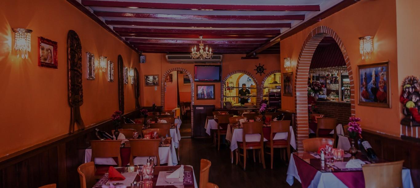 Ganesha Beste Indiaas Restaurant  in Central Amsterdam
