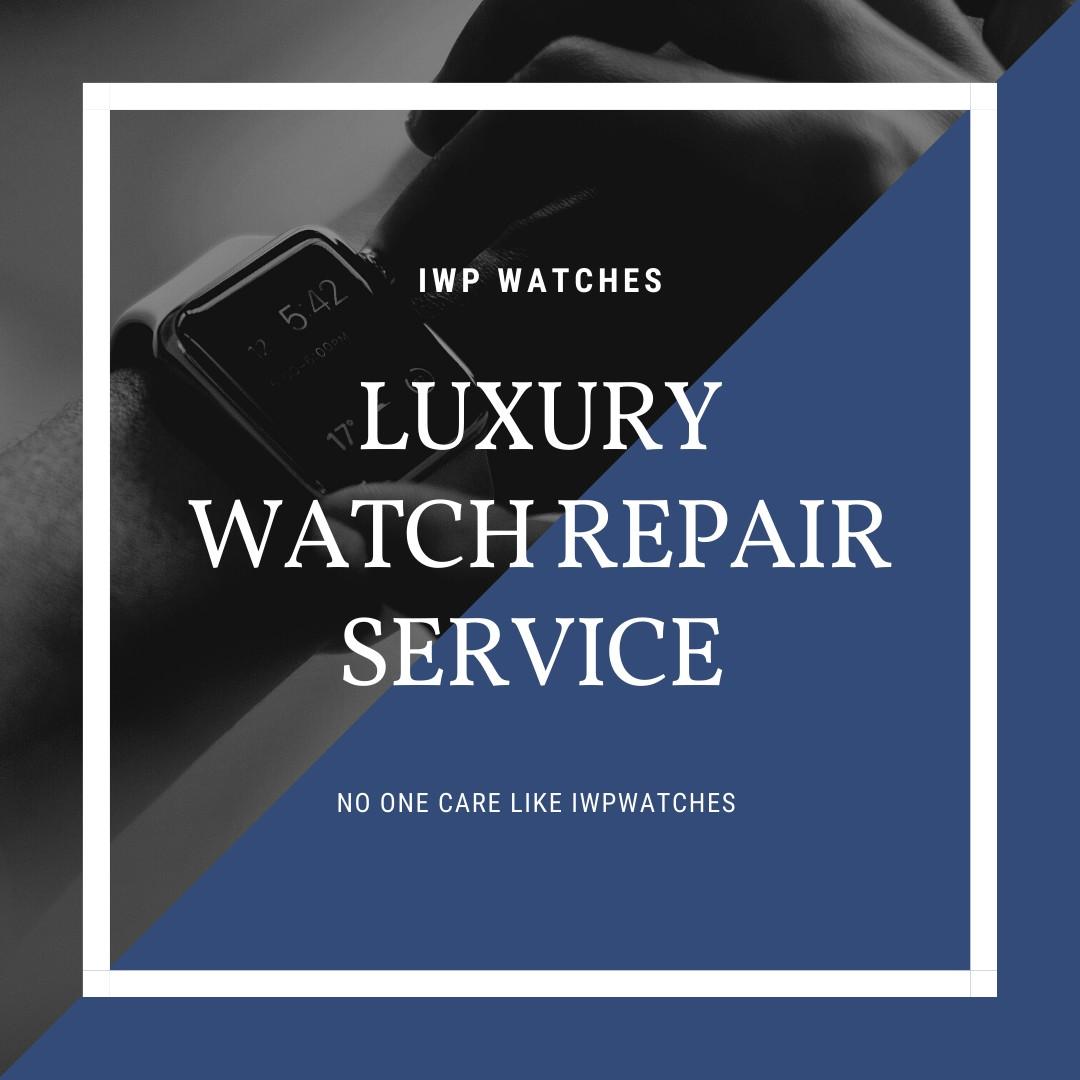 Luxury Watch Repair Service In Belgium