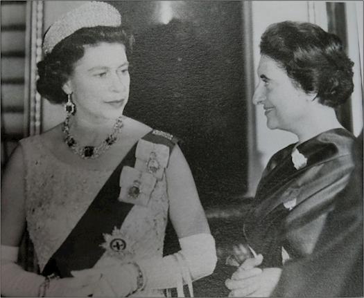 Indira Gandhi: A Life of Courage