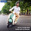 Go for a scooter that's loaded with cool features - Reliance General Insurance