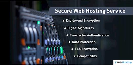 Secure Web Hosting Service - jiWebHosting