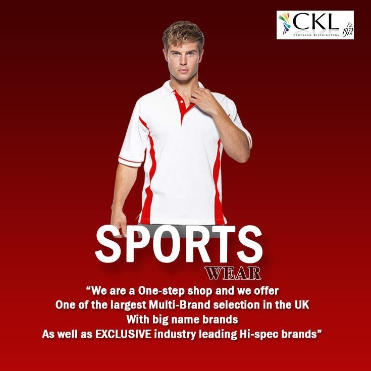 sports wear wholesaler uk