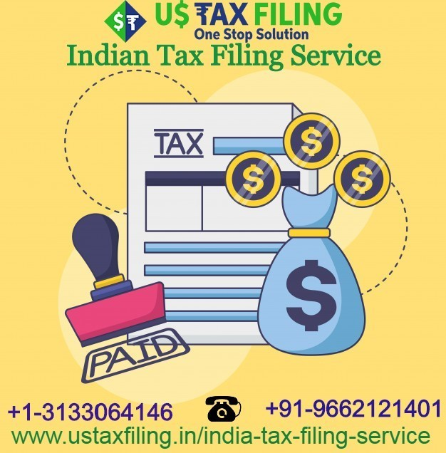 Indian Tax Filing Service