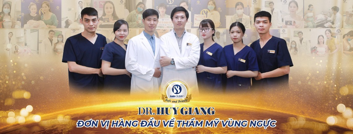 Dr Huy Giang Endoscopic breast augmentation