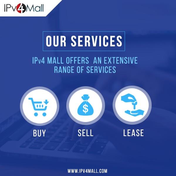 IPv4 Transfer Market | IP Address Lease | IPv4Mall