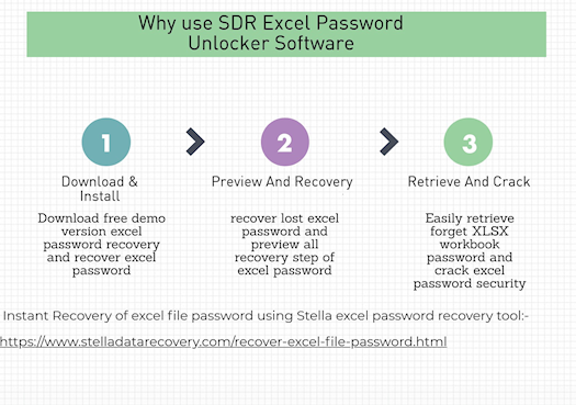excel file password recovery software