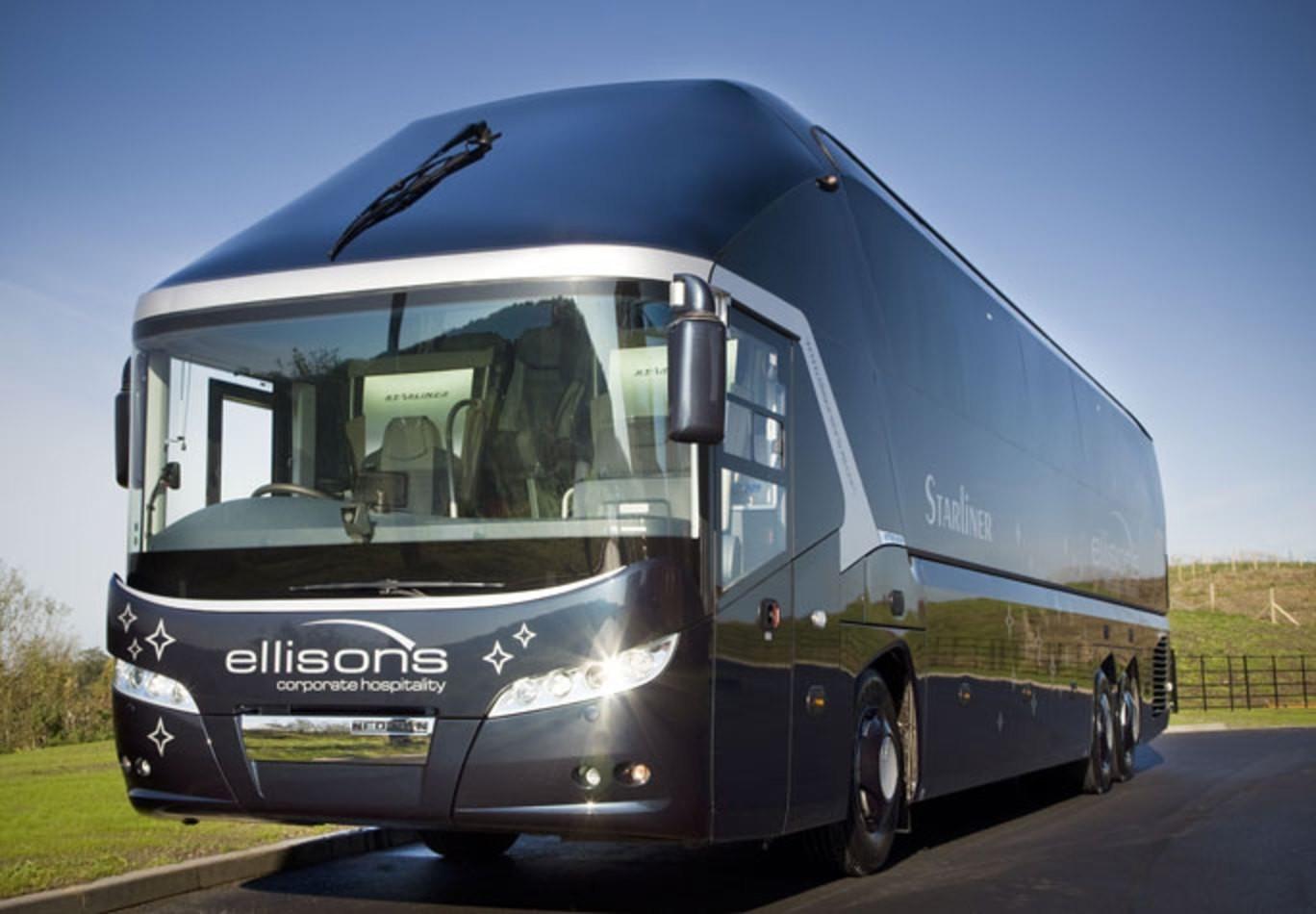 Coach Bus rental dubai