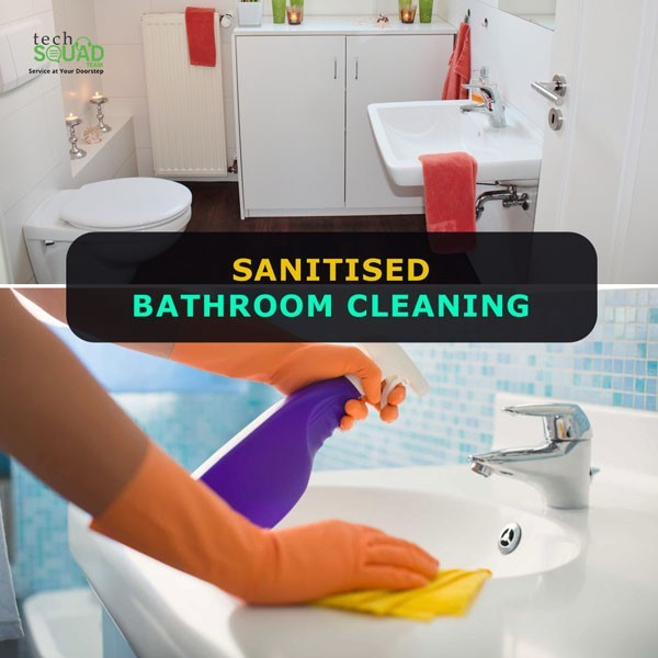 Sanitize Bathroom Cleaning Services in Bangalore