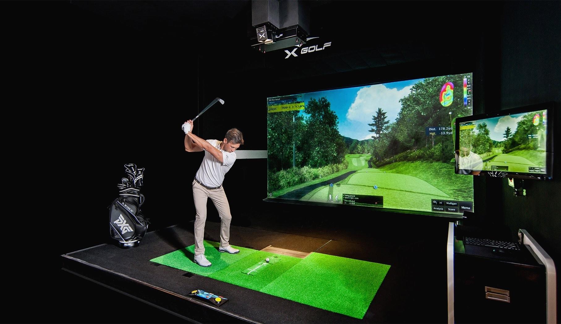 Best Golf Simulator | Indoor Golf Simulator Dubai | Top Golf Simulator Cost