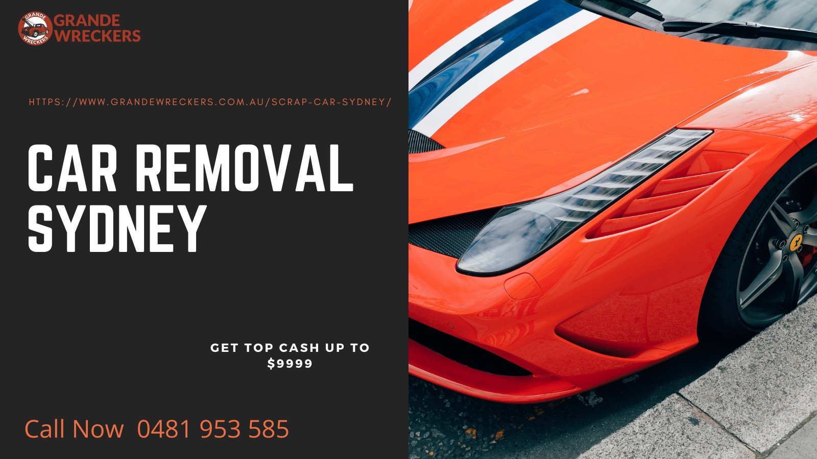 Car Removal in sydney best site for car wreckers