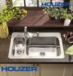 Get Stainlees Steel Kitchen Sinks